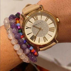 *REDUCED* Anne Klein Gold Band Watch